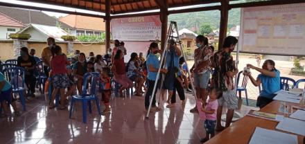 Posyandu Balita Dusun Kawanan